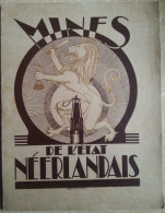 125 MINES DE L´ETAT NEERLANDAIS Wambersie & Fils Rotterdam Amsterdam Exploitations Minières Et Du Commerce Des Minerais - Cultuur
