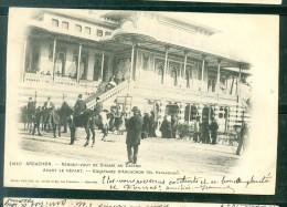 ARCACHON - Rendez-vous De Chasse Au Casino (Equipages D'Arcachon) - Avant Le Départ  Fap104 - Arcachon