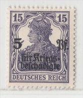 MiNr.106 X Deutschland Deutsches Reich - Unused Stamps