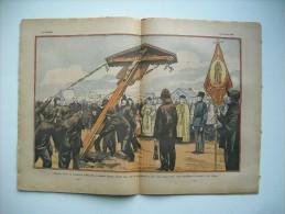 LE PELERIN 2901 De 1932.DISTRICT DE LAMRADORP (HOLLANDE), MINEURS.... INAUGURATION DU NOUVEAU BEFFROI DE LILLE......... - Livres, BD, Revues