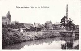 SOLRE-sur-SAMBRE - Une Vue Sur La Sambre - Erquelinnes