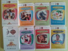 Jeu De 7 Familles. Club W.B Vidéo Famille. Neuf Sous Blister Dans Un Boitier Carton. - Playing Cards (classic)
