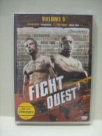 DVD FIGHT QUEST Volume 5 Kajukenbo Et Muay Thai - Neuf - Sport