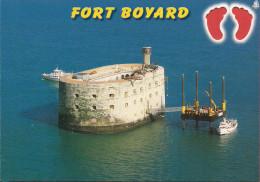 17 -  Carte à Trou, FORT BOYARD - Non Classificati