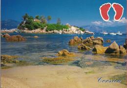 20 -  Carte à Trou, CORSICA (Porticcio) - Non Classificati