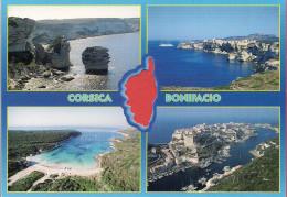20 -  Carte à Trou, CORSICA (Bonifacio) - Non Classificati