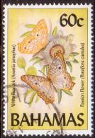 BAHAMAS 1994 SG #1015 60c VF used Butterflies