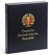 DAVO 3143 Luxe Binder Stamp Album DDR III - Klemmbinder