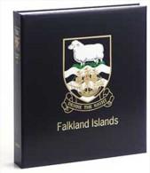 DAVO 8042 Luxe Binder Stamp Album Falkland Dep. II - Klemmbinder