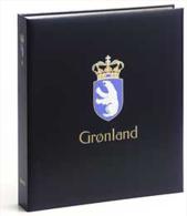 DAVO 5441 Luxe Binder Stamp Album Greenland I - Klemmbinder