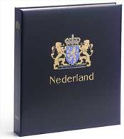 DAVO 441 Luxus Binder Briefmarkenalbum Niederlande V Seiten I - Klemmbinder