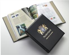 DAVO 941 Luxus Binder Briefmarkenalbum Niederlande Sammeln Illlustrated I - Klemmbinder