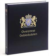 DAVO 742 Luxus Binder Briefmarkenalbum In Übersee Terr. II - Albums Met Klemmetjes