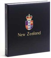 DAVO 6943 Luxus Binder Briefmarkenalbum Neuseeland III - Klemmbinder