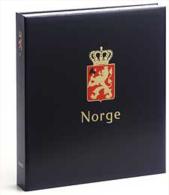 DAVO 7041 Luxus Binder Briefmarkenalbum Norwegen I - Klemmbinder