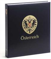 DAVO 7242 Luxus Binder Briefmarkenalbum Österreich II - Albums Met Klemmetjes