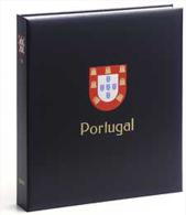 DAVO 7543 Luxus Binder Briefmarkenalbum Portugal III - Klemmbinder