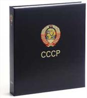 DAVO 7742 Luxus Binder Briefmarkenalbum Russland II - Albums Met Klemmetjes