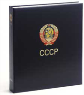 DAVO 7745 Luxus Binder Briefmarkenalbum Russland V - Albums Met Klemmetjes