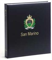 DAVO 7841 Luxus Binder Briefmarkenalbum San Marino I - Klemmbinder