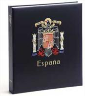 DAVO 7945 Luxus Binder Briefmarkenalbum Spanien V - Klemmbinder