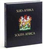 DAVO 9243 Luxus Binder Briefmarkenalbum Südafrika Rep. III - Klemmbinder