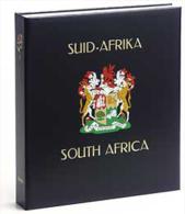 DAVO 9141 Luxus Binder Briefmarkenalbum Südafrika Union - Klemmbinder