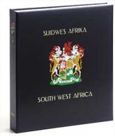 DAVO 9443 Luxus Binder Briefmarkenalbum S.W Afrika / Namibia III - Albums Met Klemmetjes