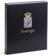 DAVO 9643 Luxus Binder Briefmarkenalbum Schweden III - Klemmbinder