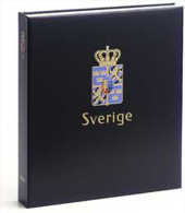 DAVO 9645 Luxus Binder Briefmarkenalbum Schweden V - Albums à Bandes