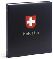 DAVO 9742 Luxus Binder Briefmarkenalbum Schweiz II - Klemmbinder