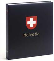 DAVO 9743 Luxus Binder Briefmarkenalbum Schweiz III - Albums Met Klemmetjes