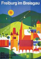@@@ MAGNET - Freiburg Im Breisgau - Publicitaires