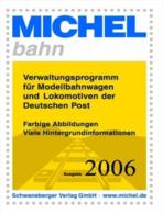 MICHELbahn - Modellwagen Und Lokomotiven Der Deutschen Post Auf CD - Software