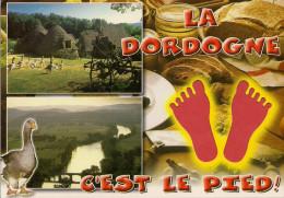 24 -  Carte à Trou, DORDOGNE - Non Classificati