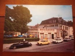 Verdun Hotel De La Cloche D Or Restaurant Cpm - Verdun
