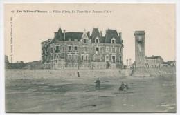 Vt*/  85 - Les Sables D'Olonne : Villas L'Iris, La Tournelle Et Jeanne D'Arc - Sables D'Olonne