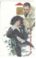 Finland - Sonera Couple Woman & Man  12-1999, D216, 60.000ex, Used