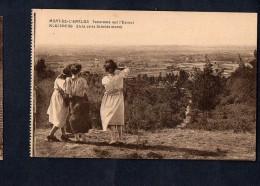 Belgium Mont De L'Enclus Panorama Kluisberg Carte Postale Vintage Original Postcard Cpa Ak (W4_584) - Mont-de-l'Enclus