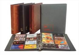 SAFE 7581 Telecard-Album Super Spar - Telefonkarten