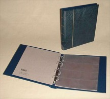 KOBRA-Telefonkarten-Album Nr. G29 Hellbraun - Supplies And Equipment