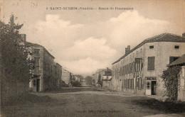 85 SAINT MESMIN - Route De Pouzauges - Autres Communes