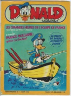 8  Donald Magazine - Livres, BD, Revues