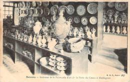 58 - Nevers - Intérieur De La Faïencerie D'art De La Porte Du Croux à Montagnon - Nevers