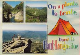 34 -  Carte à Trou, LE HAUT LANGUEDOC - Unclassified