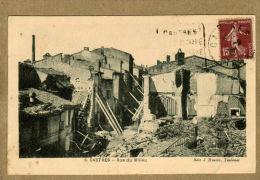Castres (Tarn)  L'Inondation De 1930    LES  3 CARTES - Castres