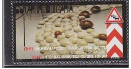 BULGARIA 2007 EVENTS International TRANSPORT FORUM - Fine Set MNH - Neufs
