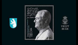 Groenland / Greenland - Postfris / MNH - Sheet Verjaardag Prins Hendrik 2014 - Ongebruikt