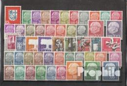 Saarland 1957 Postfrisch Kompletter Jahrgang In Sauberer Erhaltung - 1947-56 Occupation Alliée