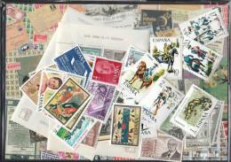 Spanien 1975 Postfrisch Kompletter Jahrgang In Sauberer Erhaltung - Spanien